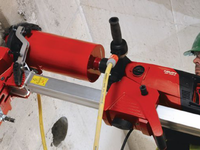 Diamantboormachine Hilti